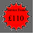 Service for £89